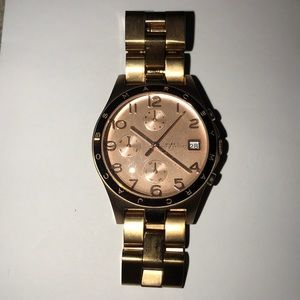 Rose Gold Marc by Marc Jacobs Watch (Women)